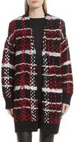 Rag & Bone Women's Dawson Plaid Knit Coat