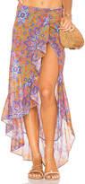 Luli Fama Ruffled Skirt