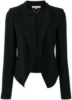 Vanessa Bruno fitted blazer - women - Silk/Acetate/Viscose - 42