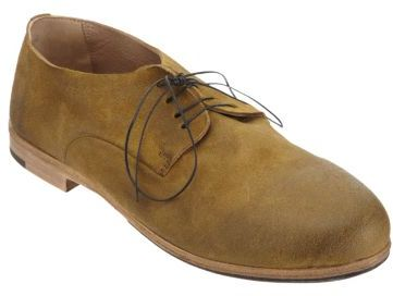 Marsèll Distressed Suede Oxford