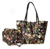 Imoshion Giada Floral Print Reversible Tote Bag