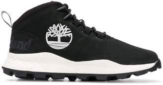 Timberland logo low top sneakers