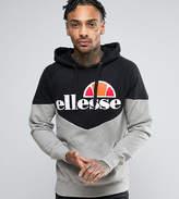Ellesse Chevron Hoodie With Large Logo