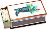One Kings Lane Matchbox, Santa's Boot