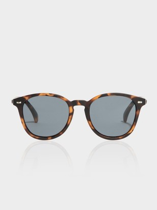 Le Specs Bandwagon Sunglasses in Tortoise