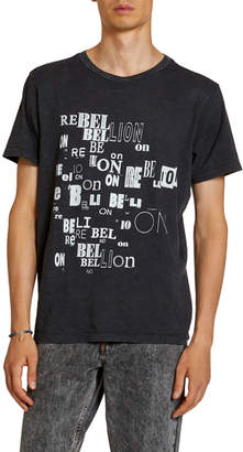 Isabel Marant Ibiza Rebellion Graphic T-Shirt