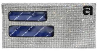 Alexander Wang Wanglock Rhinestone Envelope Clutch
