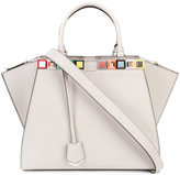 Fendi 3Jours tote with studs - women - Leather - One Size