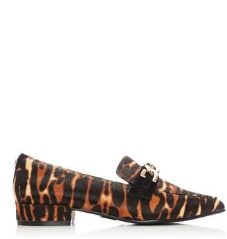 Moda In Pelle Fliss Tiger Calf Hair