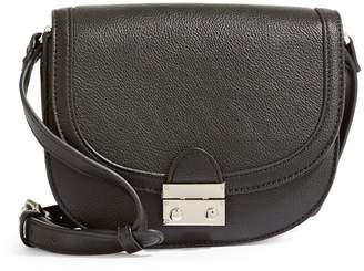 Design Lab Saddle Crossbody Bag