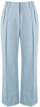 ALUF Cedro straight trousers