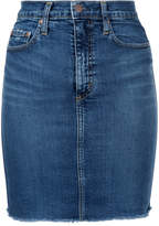 Nobody Denim Siren Skirt Entourage