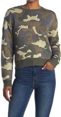 Dickies Camo Sweater