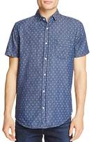 Sovereign Code Town Chambray Regular Fit Button-Down Shirt
