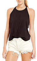 Free People FP Movement Slay Open Back Knit Tank