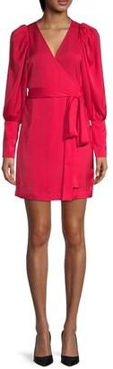 Rhode Resort Tie-Waist Wrap Dress