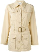 Aspesi single-breasted trench coat - women - Polyester - S