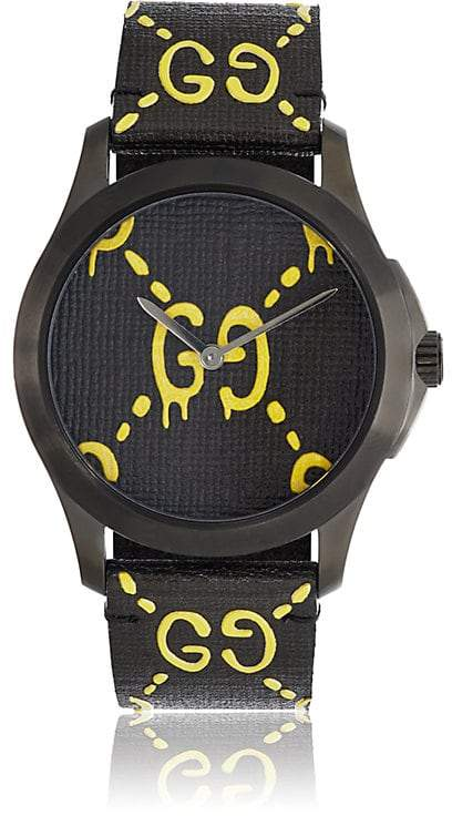 Gucci Men's GucciGhost G-Timeless Watch