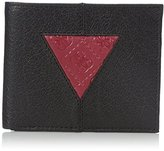 GUESS Men's Culver Double Billfold Wallet