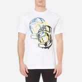 Billionaire Boys Club Multi Helmet Tshirt - White