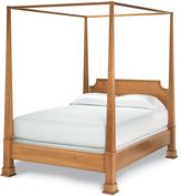 Turner Canopy Bed Natural Cherry