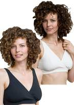 Majamas Organic Padded Daily Bra - 2 Pack