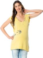 A Pea in the Pod Tye Dye Maternity T Shirt
