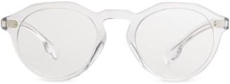 Burberry Eyewear Keyhole Round Optical Frames