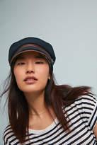 Lola Hats Felt & Leather Engineer Cap