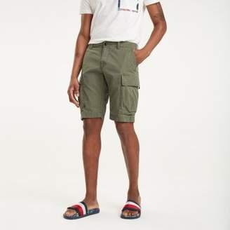 Tommy Hilfiger Signature Belt Cargo Shorts