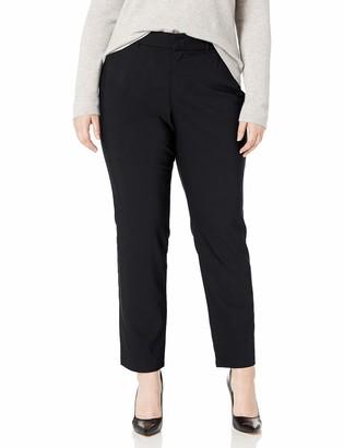Gloria Vanderbilt Women's Haven Straight Trouser Pant