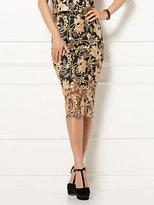 New York & Co. Eva Mendes Collection - Embellished Emma Pencil Skirt