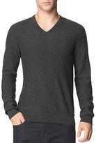 Calvin Klein Jeans Slub Knit T Shirt