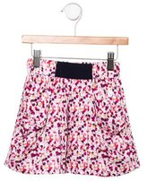 Christian Dior Girls' Printed Skirt