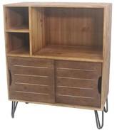 Ulen Wooden Accent Cabinet Wrought Studio