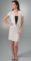 VPL Low O Dress