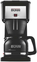 Bunn-O-Matic GRB-D Velocity Brew 10-Cup Coffee Brewer, Black, High Altitude