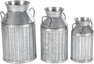 Uma Enterprises Set Of 3 Milk Jugs
