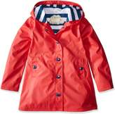 Hatley Big Girls' Splash Jacket