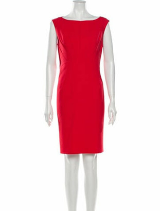Oscar de la Renta 2015 Mini Dress w/ Tags Wool