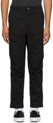 Ksubi Black Frequency Cargo Pants