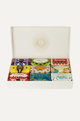 Claus Porto Mini Soaps Gift Box, 9 X 50g