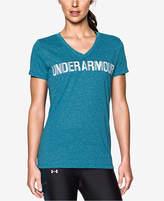 Under Armour Threadborne Siro V-Neck T-Shirt