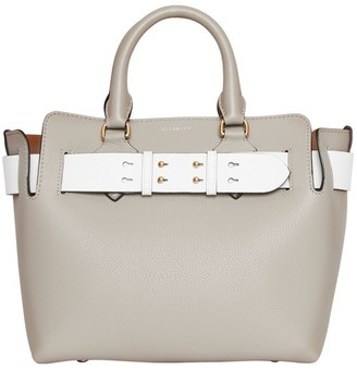 Burberry The Small Tri-tone Leather Belt Bag