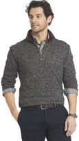 Arrow Men's Classic-Fit Quarter-Zip Fleece Pullover