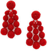 Sachin + Babi Trinity Clip On Earrings