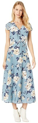 Yumi Kim Southern Belle Maxi (Honey Rose Stone) Women's Dress