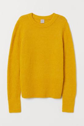 H&M Fine-knit wool-blend jumper