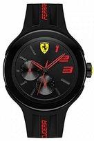 Ferrari Men's 830223 FXX Red-Accented Black Watch