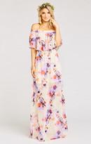 MUMU Hacienda Maxi Dress ~ Abers Babers
